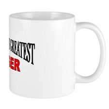 """The World's Greatest Singer"" Mug"