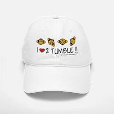 I Love 2 Tumble Baseball Baseball Cap