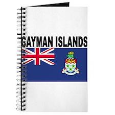 Cayman Islands Flag Journal