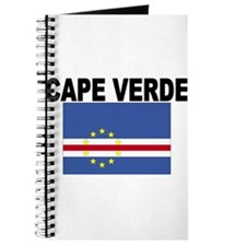 Cape Verde Flag Journal