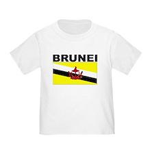 Brunei Flag T-Shirt
