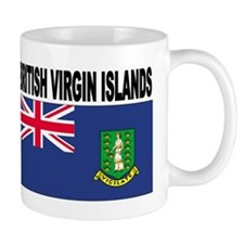British Virgin Islands Flag Mug