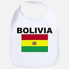 Bolivia Flag Bib