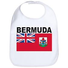 Bermuda Flag Bib