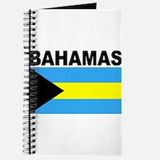 Bahamas Flag Journal