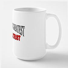 """The World's Greatest Psychiatrist"" Large Mug"