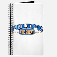 The Great Felipe Journal