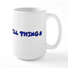 I Spill Things Mug