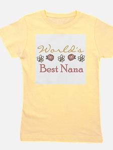 World's Best Grandma Girl's Tee