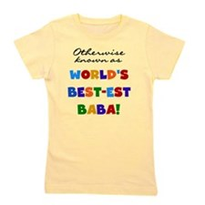 Otherwise Known Best Baba Girl's Tee
