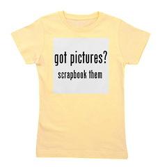 gotpicsscrapbookem.png Girl's Tee