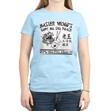 MASTER WONG BLACK ON WHITE T-Shirt