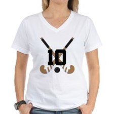 Field Hockey Number 10 Shirt