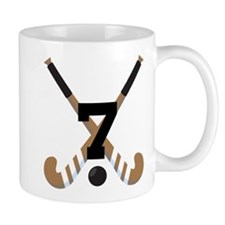 Field Hockey Number 7 Mug
