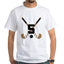 Field Hockey Number 5 Shirt
