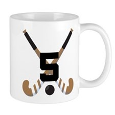 Field Hockey Number 5 Mug