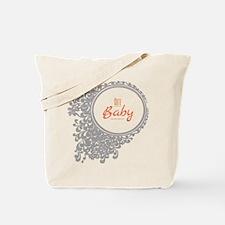 Cute Baby Tote Bag