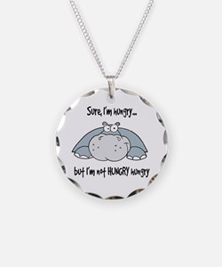 Hippo Hungry Necklace