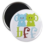 BFF - Best Friends Forever Cats Magnet