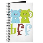 BFF - Best Friends Forever Cats Journal
