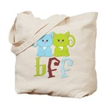 BFF - Best Friends Forever Cats Tote Bag