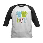 BFF - Best Friends Forever Cats Baseball Jersey