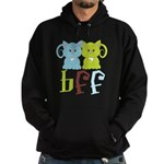 BFF - Best Friends Forever Cats Hoodie