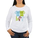 BFF - Best Friends Forever Cats Long Sleeve T-Shir