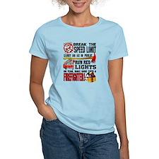 Make sure a Firefighter T-Shirt