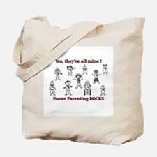 Yes, they're all mine! Tote Bag