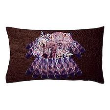 4 Wolves Dreamcatcher Pillow Case