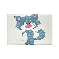 Unique Grumpy cat Rectangle Magnet (10 pack)