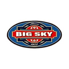 Big Sky Old Label Patches