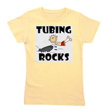 TUBINGROCKSTEE.png Girl's Tee