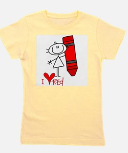 colorsred.png Girl's Tee