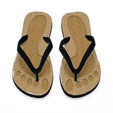Sandy Feet Flip Flops