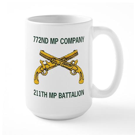 772nd Military Police Company Coffee Mug
