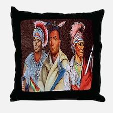 Original Founding Fathers Throw Pillow