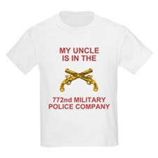 My Uncle Is In The 772nd MP Company