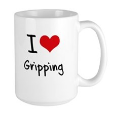 I Love Gripping Mug