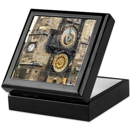 The Prague Clock Keepsake Box