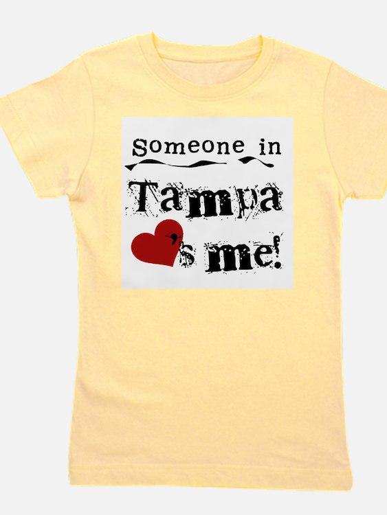 lovesmetampa.png Girl's Tee