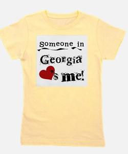 lovesmegeorgia.png Girl's Tee