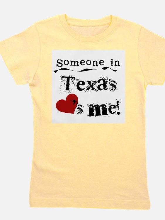 lovesmetexas.png Girl's Tee