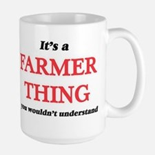 It's a Farmer thing, you wouldn't und Mugs