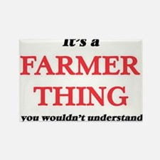 It's a Farmer thing, you wouldn't Magnets