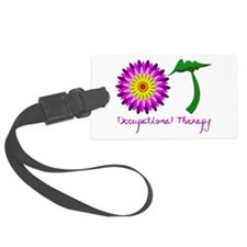 Flower power OT Luggage Tag