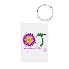 Flower power OT Keychains