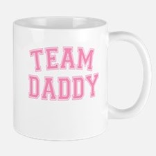 Team Daddy - Bubblegum Pink Mug