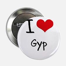 "I Love Gyp 2.25"" Button"